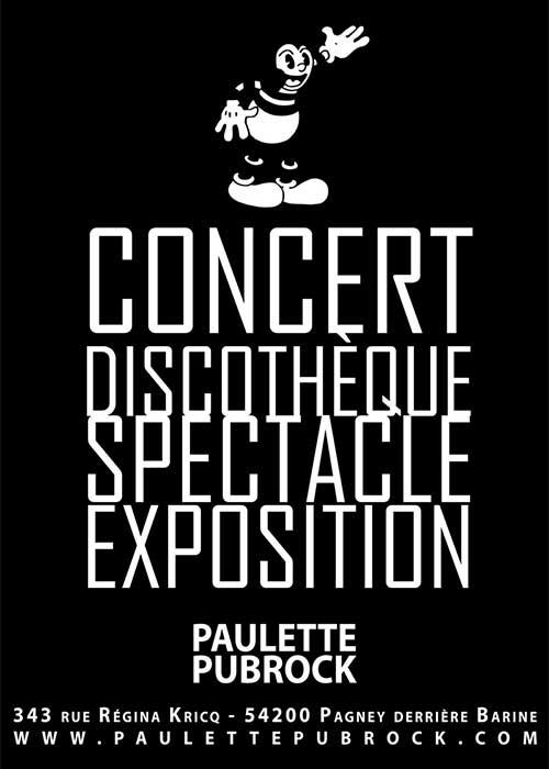 PixL graphisme print flyer