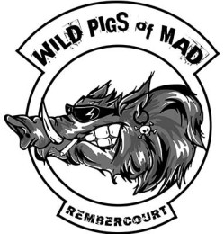 Wild Pigs of Mad