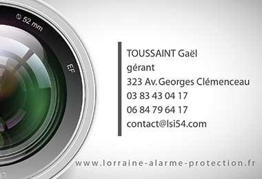 Lorraine Alarme Protection