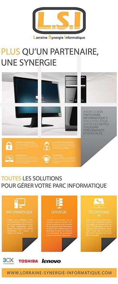 Lorraine Synergie Informatique